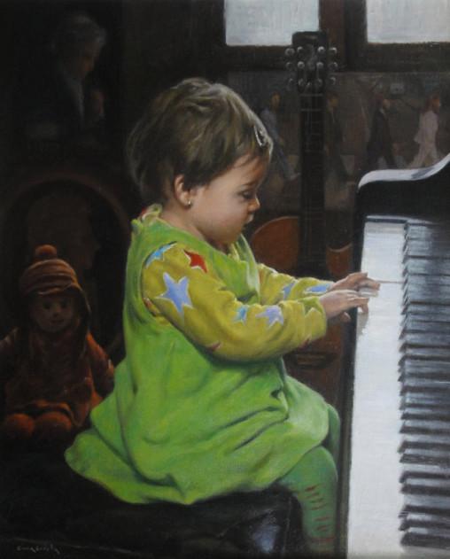 ana-al-piano-73x60cm-oleo-lienzo